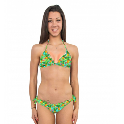 Man Swimsuit MESSICO