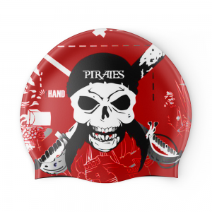 Headcap Silicone PIRATA