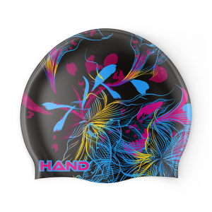 Headcap Silicone FLOWER