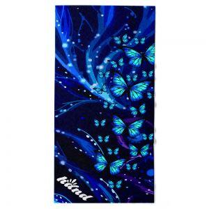 Towel Microfiber BUTTERFLY