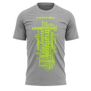 Tshirt triathlon TEXT