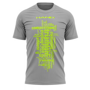 Tshirt triathlon TEXT