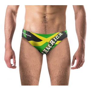 Man Swimsuit JAMAICA NEW