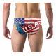Man Swimsuit USA NEW