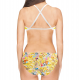 Woman Two Piece Swimsuit EMOTICON