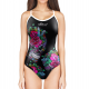 Woman One Piece Swimsuit SHADOWS