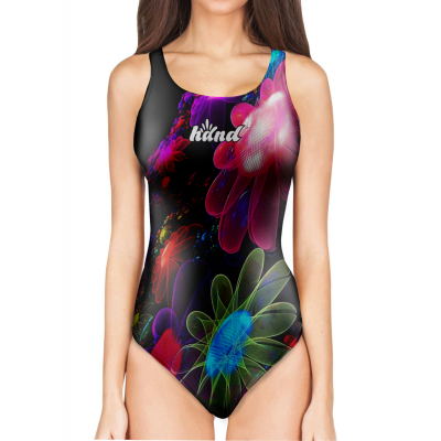 Woman One Piece Swimsuit Skin LIGHT
