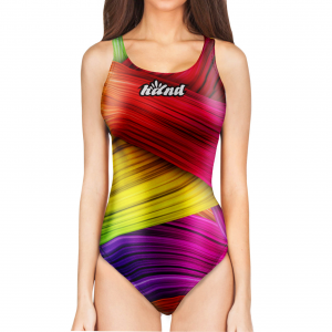 Woman One Piece Swimsuit FASCE
