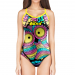Woman One Piece Swimsuit GUFETTO