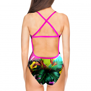 Woman One Piece Swimsuit RIO