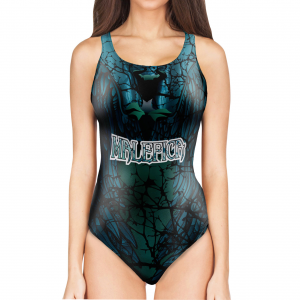 Woman One Piece Swimsuit MALEFICA