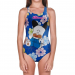 Woman One Piece Swimsuit OUCH!