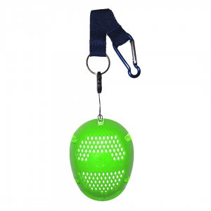 KEY RING WITH WATER POLO EARMUFFS