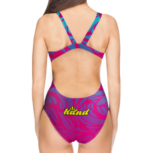 Woman One Piece Swimsuit SHUT UP