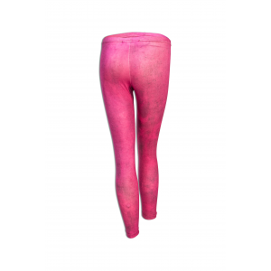 Leggins woman long mod. Pink