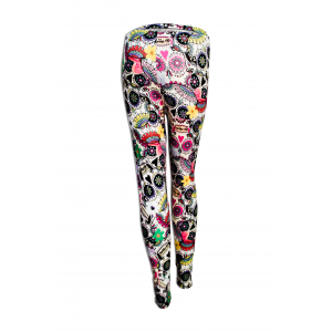 Leggins woman long mod. Muerte