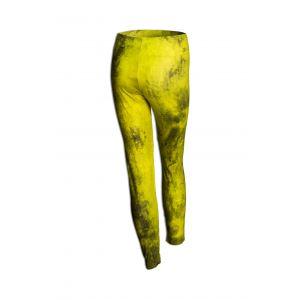 Leggins donna lungo mod. Yellow