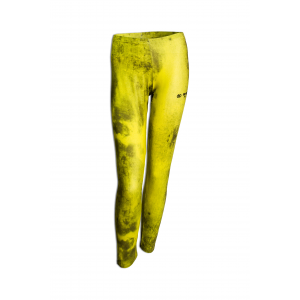 Leggins woman long mod. Yellow