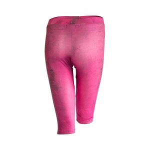 Leggins donna corto mod. Pink