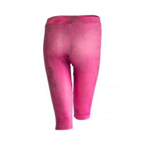Leggins woman short mod. Pink