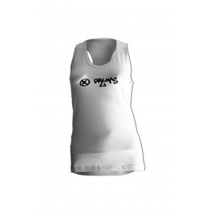 Tank Top Woman fit mod. Plain Color