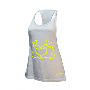 Tank Top Woman open mod. Heart