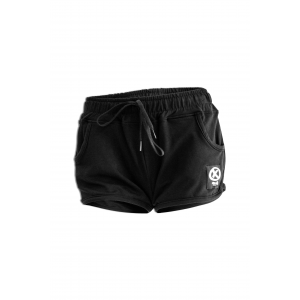 Short Woman mod. Black