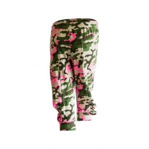 Trousers capris woman mod. Mimetic Pink