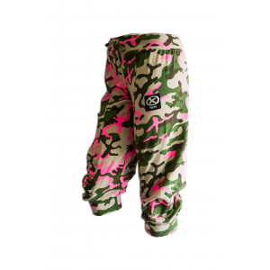 Pantalone pinochietto donna mod. Mimetic Pink
