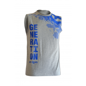 T shirt uomo senza maniche mod. Generation