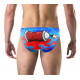 Man Swimsuit Murales