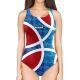 Woman One Piece Swimsuit Bon-Bon