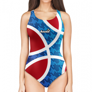 Woman One Piece Swimsuit Bon-Bon