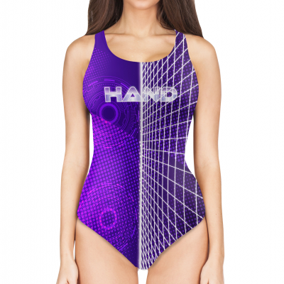 Woman One Piece Swimsuit Game