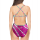 Woman One Piece Swimsuit Lab