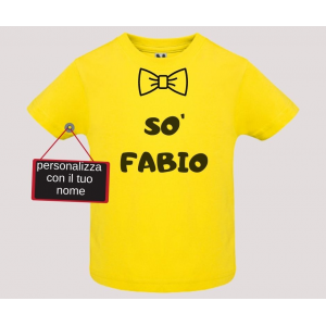 T-shirt baby short sleeve mod. Sò .......
