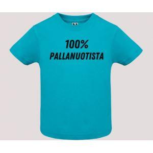 T-shirt bebè m/c mod. 100% Pallanuotista