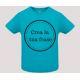 T-shirt baby short sleeve mod. Seguirò la tua scia