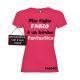 T-shirt donna m/c mod. Mio Figlio...