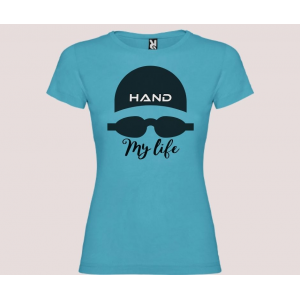 T-shirt donna m/c mod. My Life