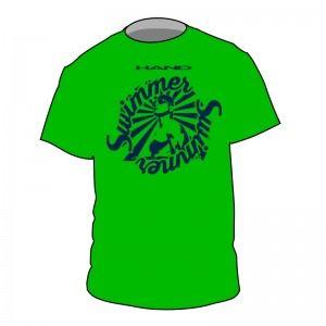 Tshirt swim SWIMMER