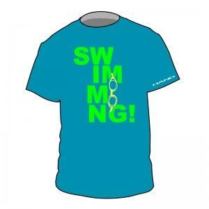 Tshirt swim SWIMMING