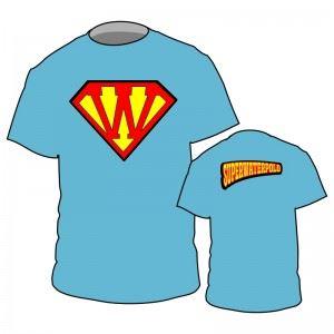 Tshirt waterpolo SUPER WATERPOLO