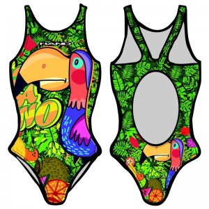 Woman One Piece Swimsuit TUCANO