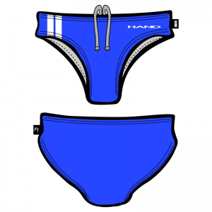 Child Swimsuit Fluo