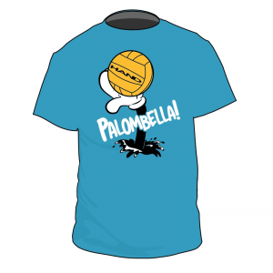 Tshirt waterpolo PALOMBELLA