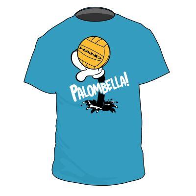 Tshirt pallanuoto PALOMBELLA