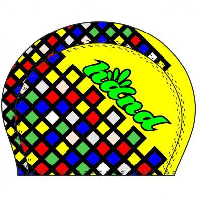 Headcap Polyester CUBE