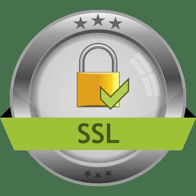 Protezione SSL 256Bit